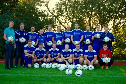 Herren-Fußballer 2017